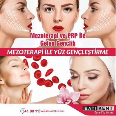 Mezoterapi ve PRP